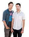 Ryan O'Nan & Michael Weston Photoshoot for The New York Times (2012)