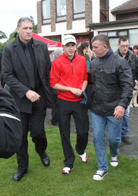 SEP 13TH - NIALL AT MULLINGAR GOLF CLUB, Westmeath