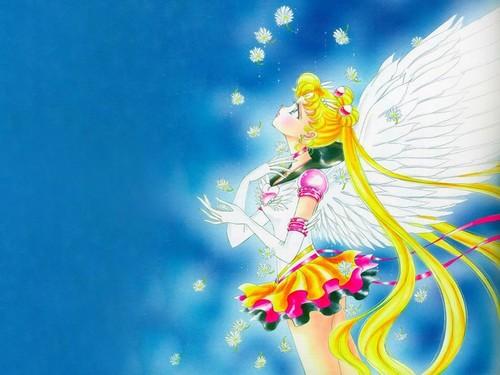 Sailor Moon fondo de pantalla
