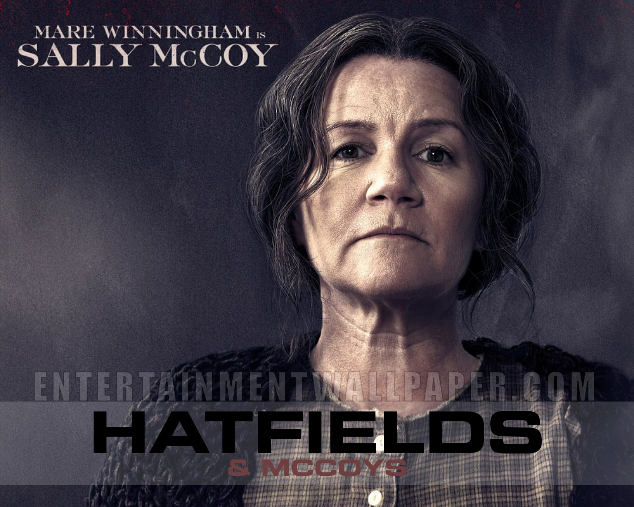 Sally McCoy - Hatfields & McCoys Wallpaper (32125470) - Fanpop ...