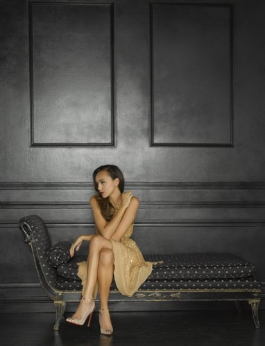 Season 2 - Cast - (NEW) Promotional चित्र - Ashley Madekwe