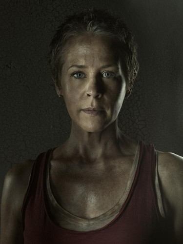 Carol Peletier- Season 3 - Cast Portrait