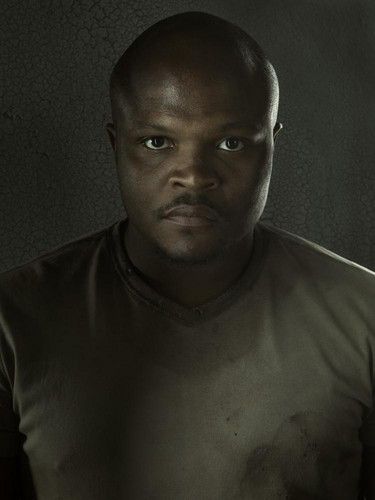 T-Dog- Season 3 - Cast Portrait
