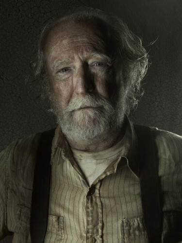 Hershel Greene- Season 3 - Cast Portrait - the-walking-dead Photo