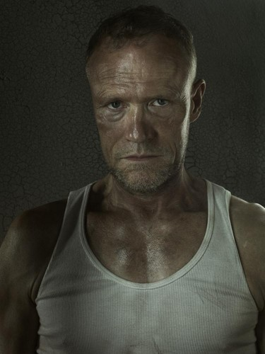 Merle Dixon- Season 3 - Cast Portrait