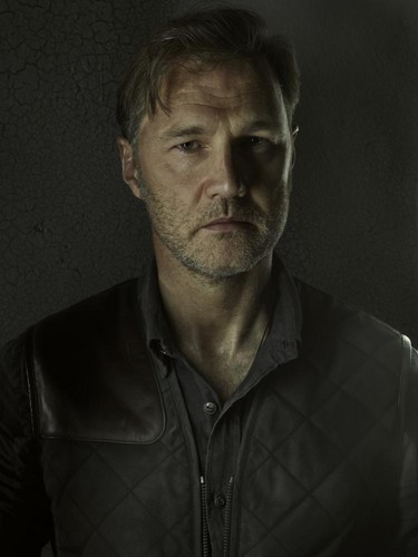 The Governor- Season 3 - Cast Portrait