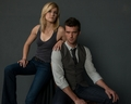 Season 3 - Cast - Promotional Photo - Emily Rose & Lucas Bryant