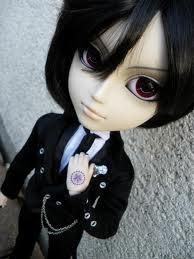 Sebastian...Doll?!