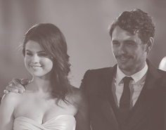 Sel and James. <3