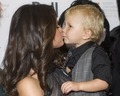 Selena and Jaxon Bieber - justin-bieber-and-selena-gomez photo
