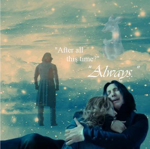 severus snape fondo de pantalla titled Severus =)