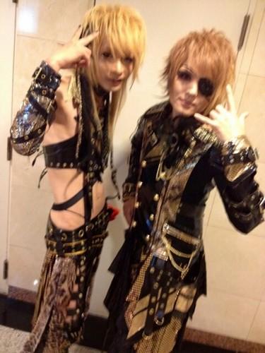 Shion and Reki