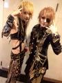 Shion and Reki - japanese-bands photo