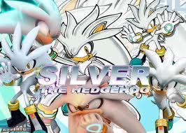 Silver Hintergrund