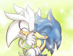 Silver and Sonic!