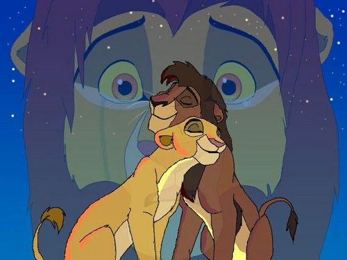 Simba feels betrayed द्वारा his daughter.