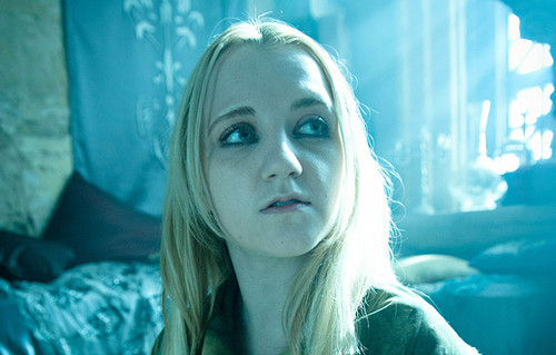 Evanna Lynch 壁纸 possibly with a portrait entitled Sinbad 2012-Promo Still