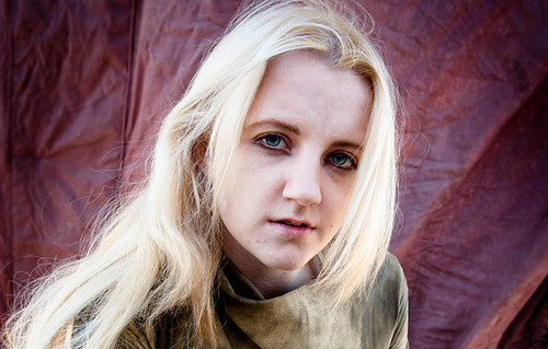 Evanna Lynch fondo de pantalla probably containing an outerwear and a portrait titled Sinbad 2012-Promo Still