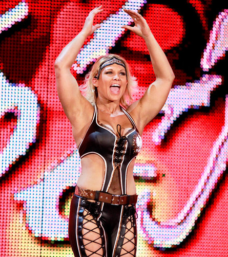 beth phoenix wallpaper possibly containing a leotard, tights, and a hip boot titled Smackdown Digitals 9/14/12