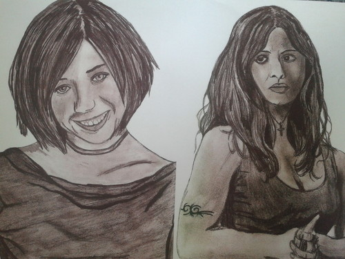Some of my favourite drawings