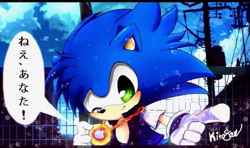 Sonic Anima Style