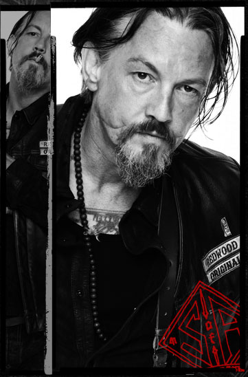 Sons of Anarchy - Season 5 - Cast Promotional fotos