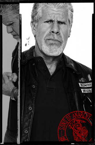 Sons of Anarchy - Season 5 - Cast Promotional picha