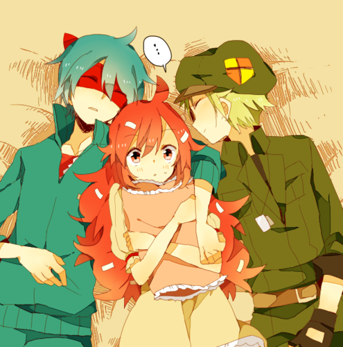 Splendid x Flaky x Flippy