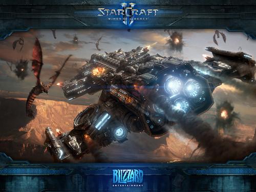 StarCraft II Обои