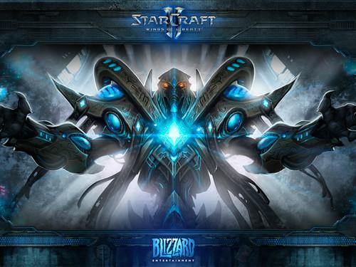 StarCraft II वॉलपेपर