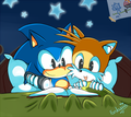 Story-Time - miles-tails-prower fan art