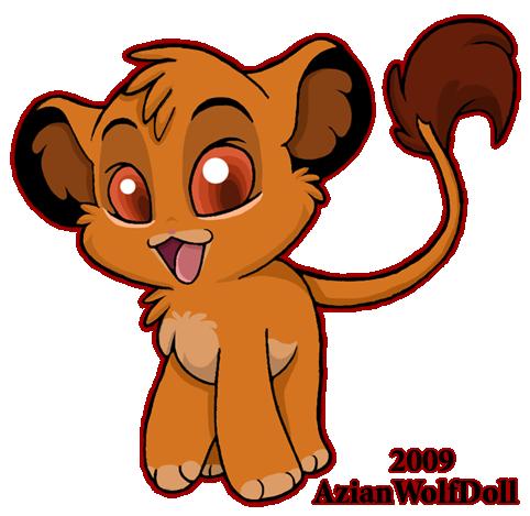 Super chibi Simba