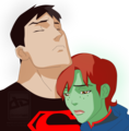 SuperMartian: Please don't leave me - young-justice fan art