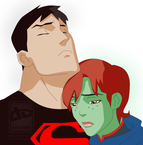 SuperMartian: Please don't leave me
