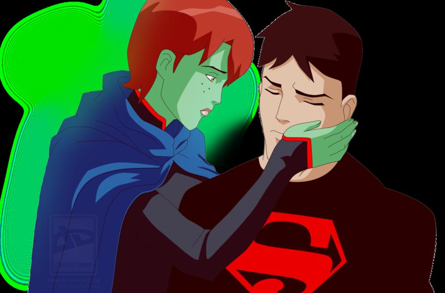SuperMartian: Please don't leave me