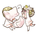 Sweet dreams - hetalia photo