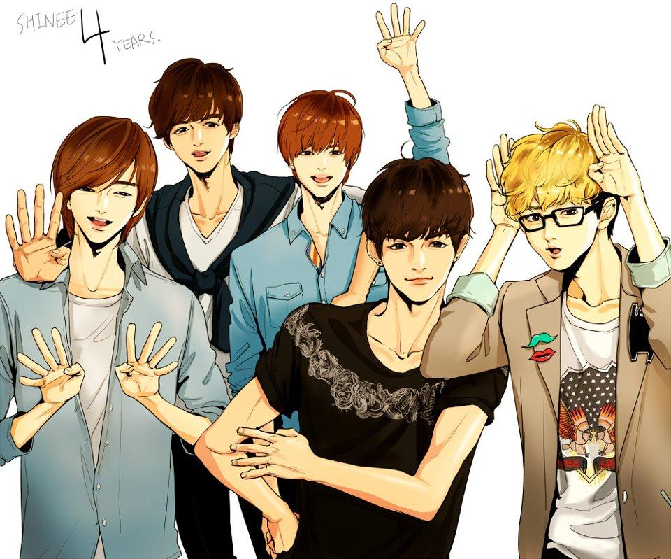 Taemin Shinee Fan Art  32196775  Fanpop