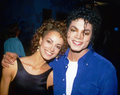 Tatiana and Michael Jackson ♥♥ - michael-jackson photo