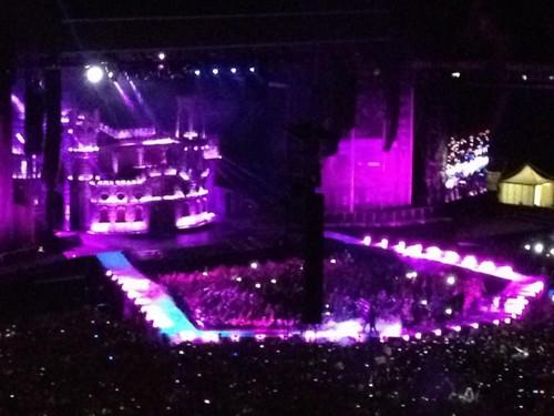 The Born This Way Ball Tour at Twickenham Stadium