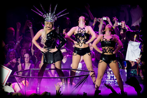 The Born This Way Ball Tour in Manchester
