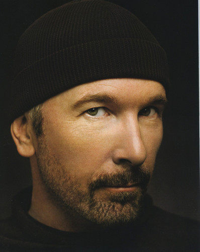 The Edge - u2 Photo