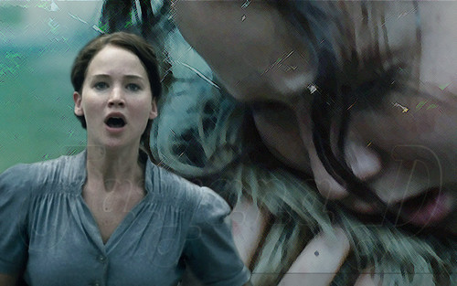 The Hunger Games Movie 바탕화면