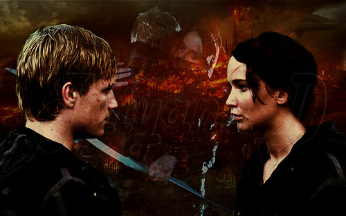 The Hunger Games Movie wallpaper titled The Hunger Games