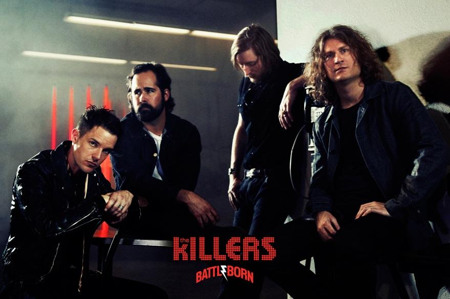 Killers Battle Born Tour
