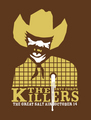 The Killers gig poster