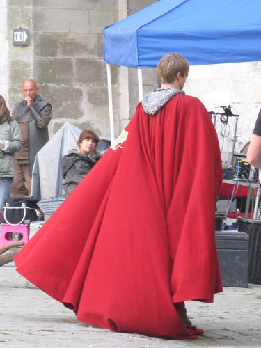 The King of Swagga and Cape Porn