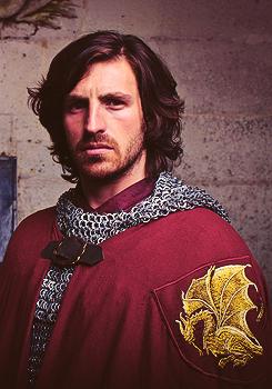 The Knights, Gwaine, Elyan, Percival, Leon (4)