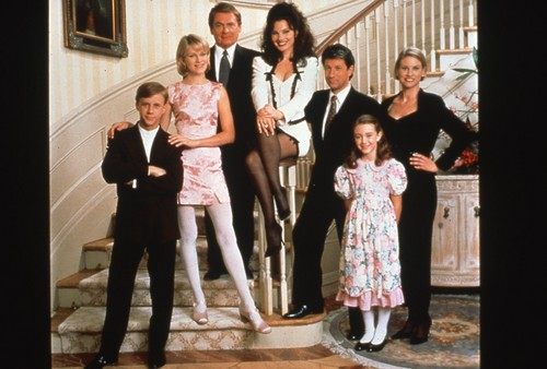 The Nanny wallpaper possibly containing a business suit, a bridesmaid, and a well dressed person called The Nanny