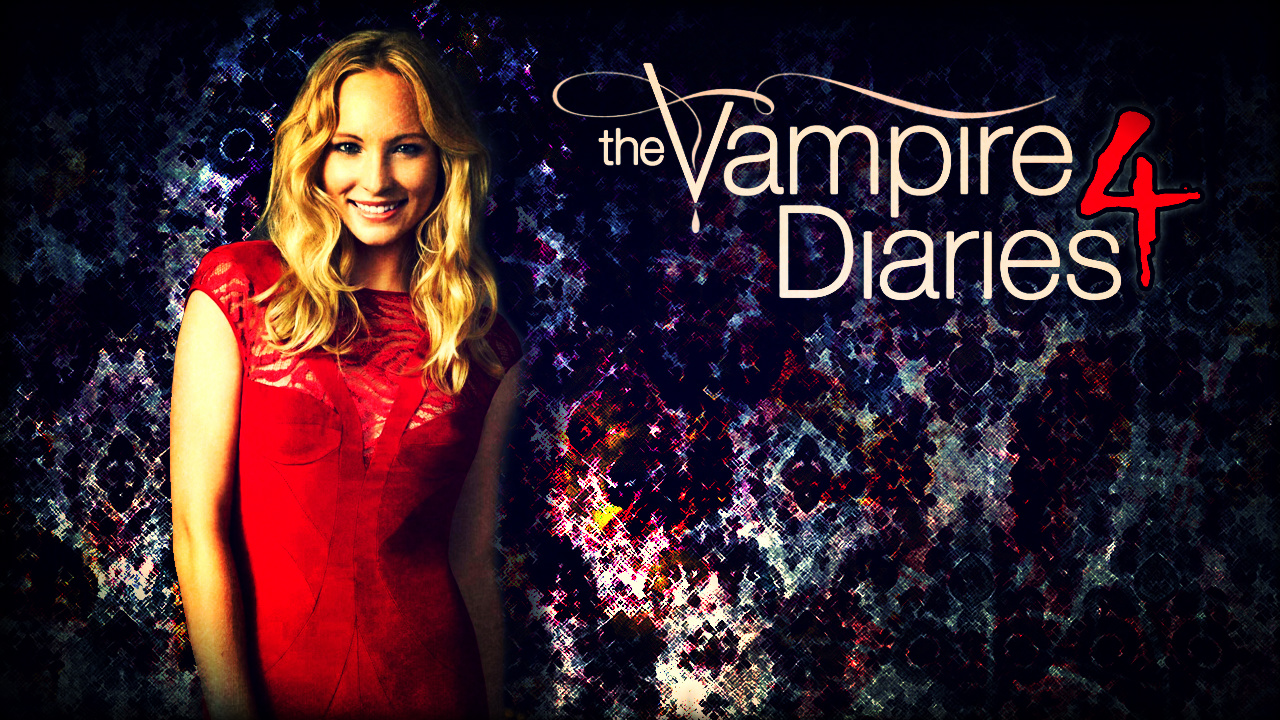 The Vampire Diaries Season 4 Exclusive Wallpapers By Pearl
