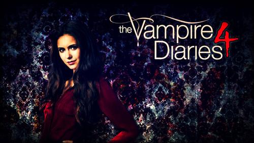 The Vampire Diaries SEASON 4 EXCLUSIVE Hintergründe Von Pearl!~